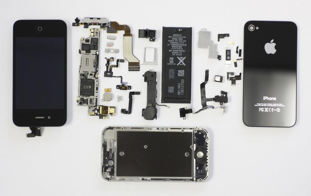 Ремонт iPhone 4s | Айфона 4s на дому в СПб