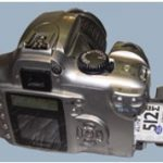 Ремонт картоприемника в фотоаппарате