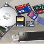 Восстановление данных в компьютерном сервисе