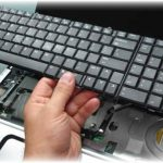 Не работает клавиатура ноутбука