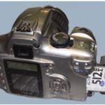 Ремонт картоприймача у фотоапараті