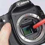 Нужна чистка матрицы зеркального фотоаппарата