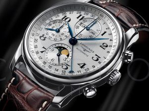 швейцарские часы longiness