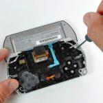 Ремонт ігрової приставки Sony PSP