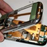 Заміна дисплея або корпусу на LG Optimus One P500