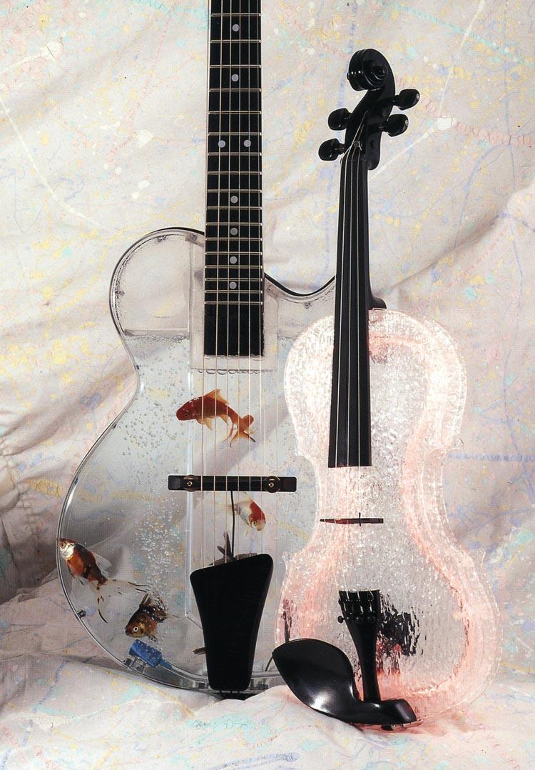 Ремонт гитары и скрипки