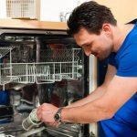 Установка и подключение посудомоечной машины в Киеве