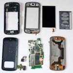 Устройство мобильных телефонов