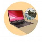 Замена северного моста на ноутбуке
